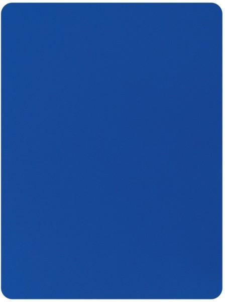 Schiedsrichterkarte blau
