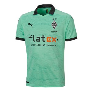 Puma Borussia Mönchengladbach 3. Trikot 20/21 Kinder - PEACOAT-PUMA WHITE