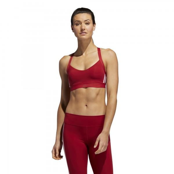 Adidas All Me 3-Streifen Sport-BH