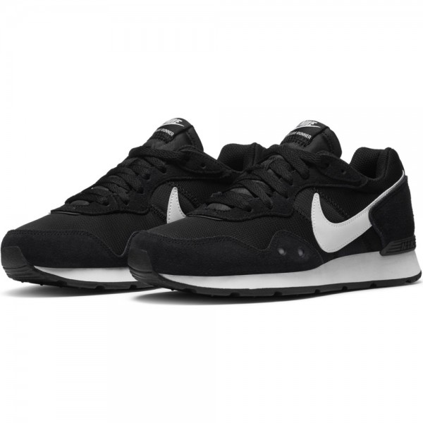 Nike Venture Runner Damen - BLACK/WHITE-WOLF GREY