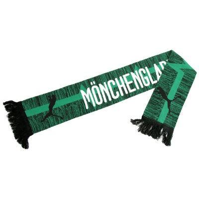 Borussia Mönchengladbach Fanschal - PUMA BLACK-NRGY RED-PUMA WHITE
