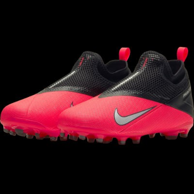 Nike Phantom Vision 2 Academy Dynamic Fit MG - CORAL STARDUST/CORAL STARDUST-