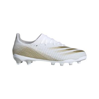Adidas X GHOSTED.3 MG Kinder - CBLACK/FTWWHT/CBLACK