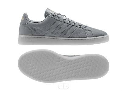 Adidas Grand Court - CBLACK/FTWWHT/CBLACK