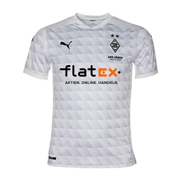 Puma Borussia Mönchengladbach Heimtrikot 2020/21 - PUMA BLACK-NRGY RED-PUMA WHITE